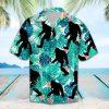 Bigfoot Tropical Hawaiian shirt