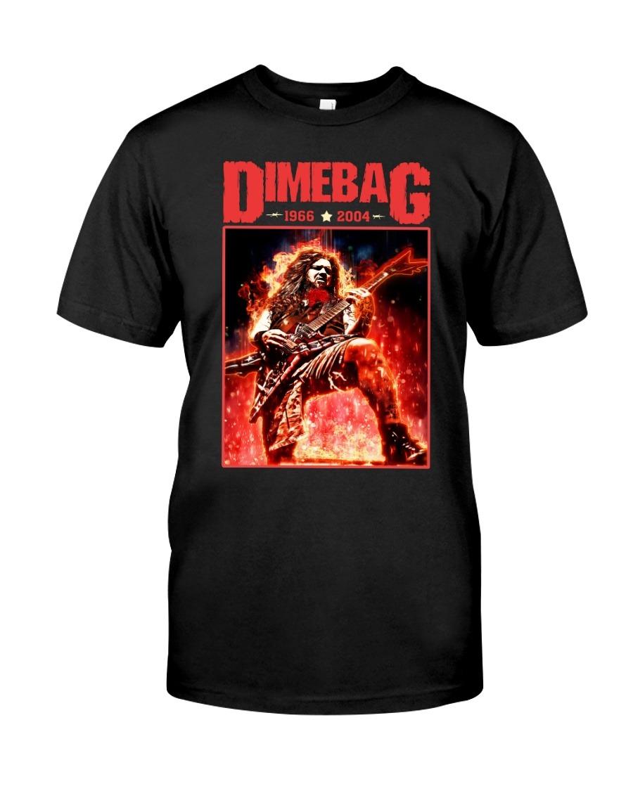 Dimebag Darrell 1966-2004 shirt