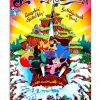 Disneyland Splash Mountain poster