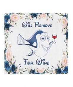Dory Will Remove For Wine Fac Mask 1