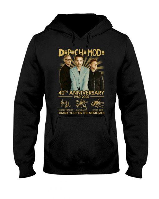 DpCh Mod 40th Anniversary 1980-2020 Hoodie