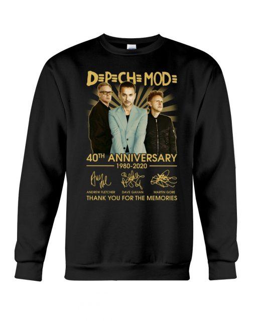 DpCh Mod 40th Anniversary 1980-2020 Sweatshirt