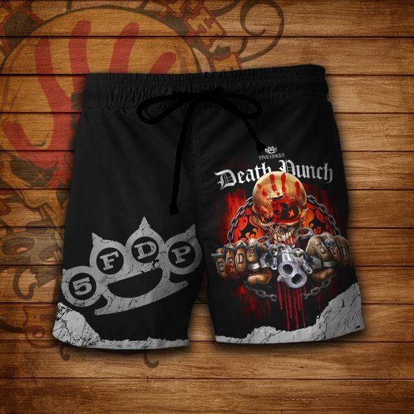 Five Finger Death Punch 3D Shorts 1