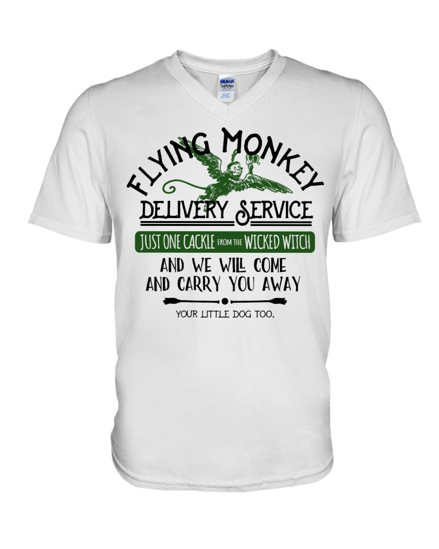 Flying Monkey Delivery Service Just one cackie from wicked ...