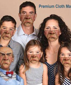 Jeff Dunham Face Mask