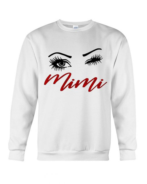 Mini eyes art Sweatshirt