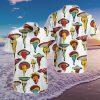 Mushroom Hawaiian Shirt