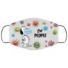 Snoopy Ew People Face Mask