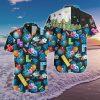 Tetris Game Hawaiian Shirt