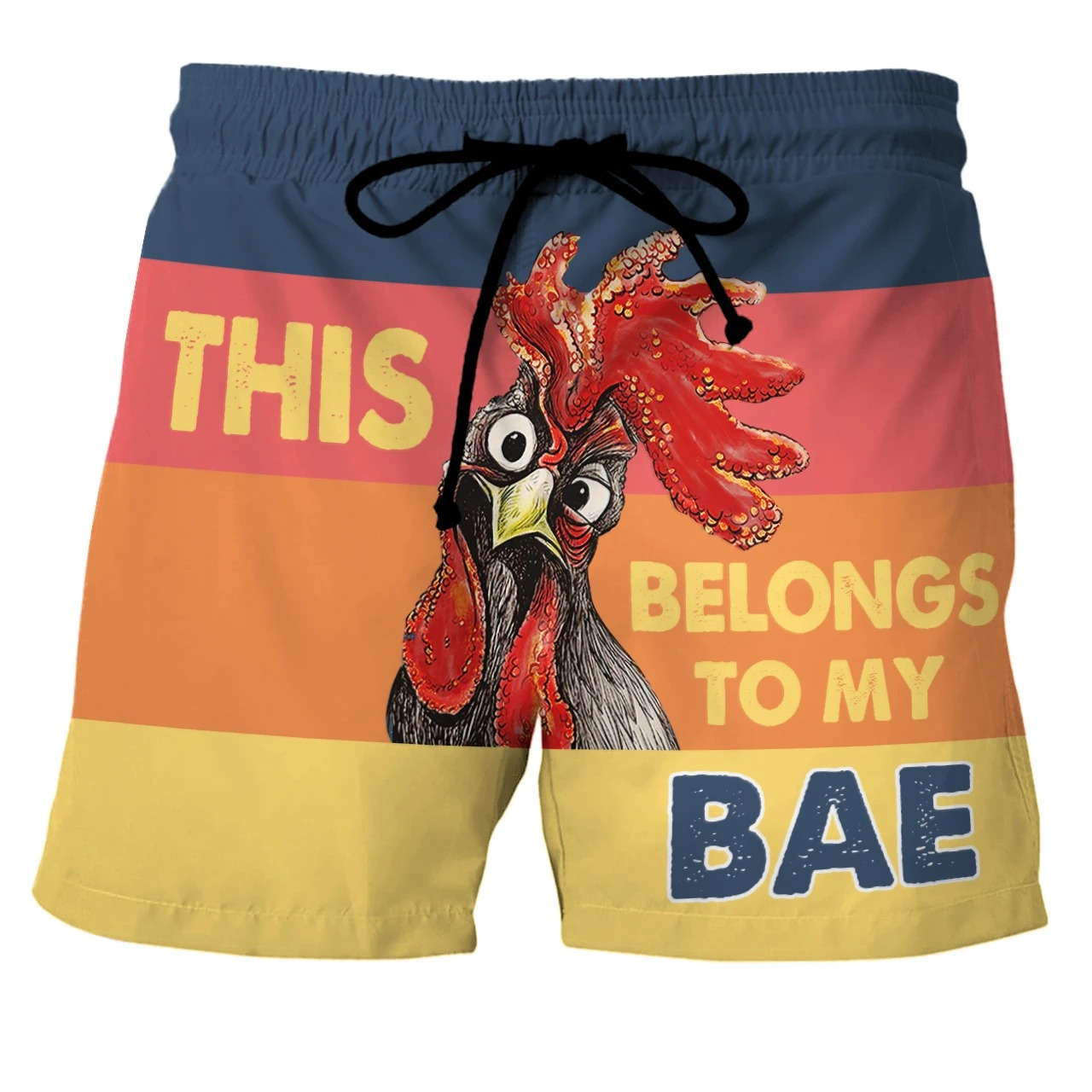 This cock belongs to my bae beach shorts