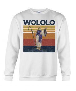 Wololo vintage sweatshirt