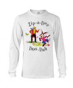 Zip-a-Dee-Doo-Dah racist long sleeved