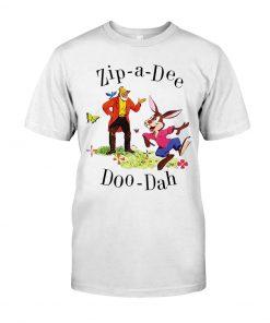 Zip-a-Dee-Doo-Dah racist shirt