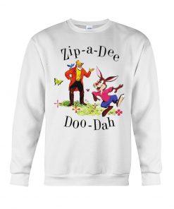 Zip-a-Dee-Doo-Dah racist sweatshirt