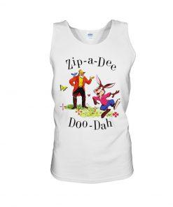 Zip-a-Dee-Doo-Dah racist tank top