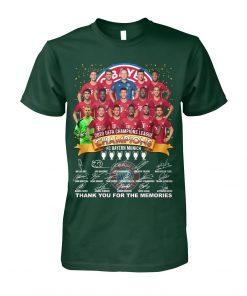2020 UEFA Champions League Bayern Munich T-shirt