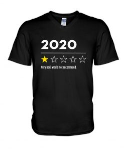 2020 Very Bad Would Not Recommend V-neck