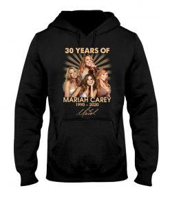 30 Years of Mariah Carey 1990-2020 Hoodie
