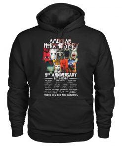 American Horror Story 9th Anniversary 2011-2020 Hoodie