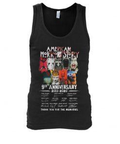 American Horror Story 9th Anniversary 2011-2020 Tank top1