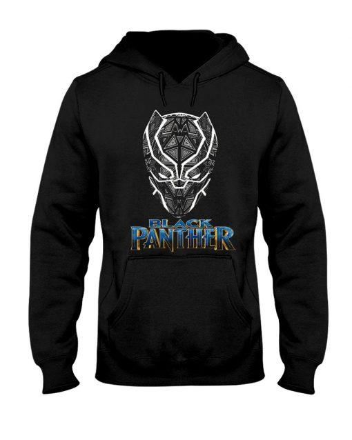 Black Panther Logo Hoodie