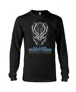 Black Panther Logo Long sleeve