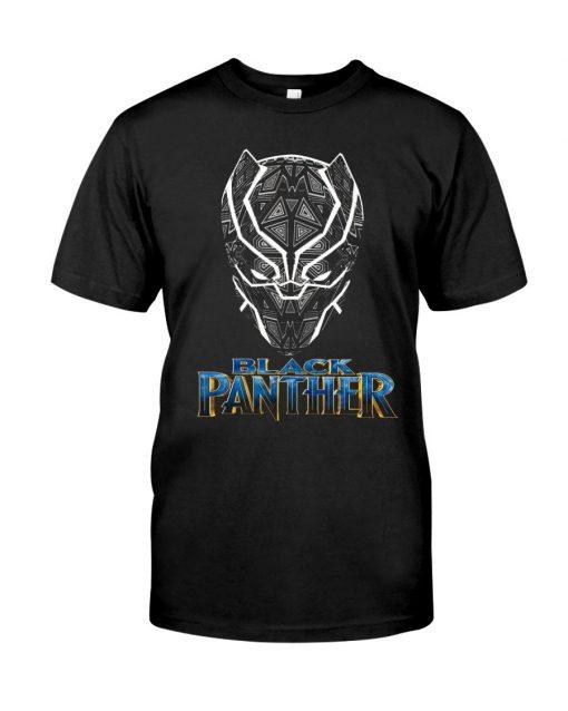 Black Panther Logo T-shirt