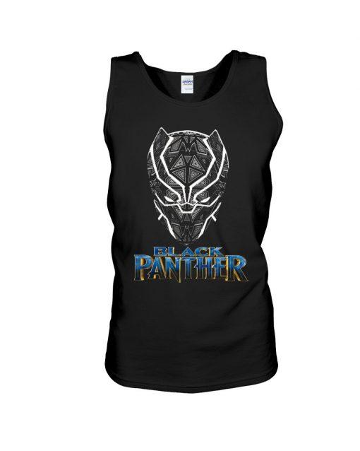 Black Panther Logo tank top