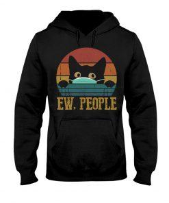 Cat Ew People vintage hoodie