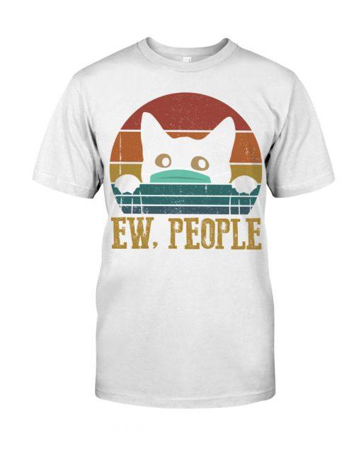 Cat Ew People vintage shirt
