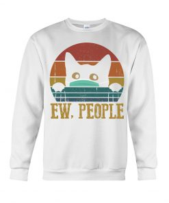 Cat Ew People vintage sweatshirt