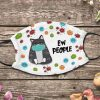 Cat Ew people coronavirus face mask