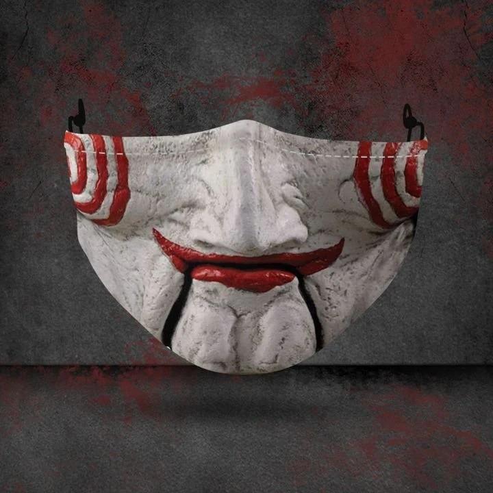 Chainsaw Killer Masquerade 3D face mask