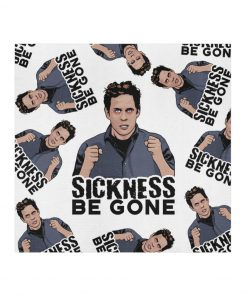 Dennis Reynolds Sickness Be Gone face mask2