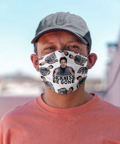 Dennis Reynolds Sickness Be Gone face mask4