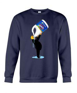 Donald Trump drinks Clorox sweatshirt