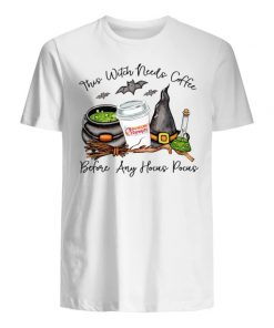 Dunkin' Donuts This witch needs coffee before any Hocus Pocus T-shirt