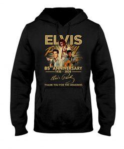 Elvis Presley 85th Anniversary 1935-2020 Hoodie