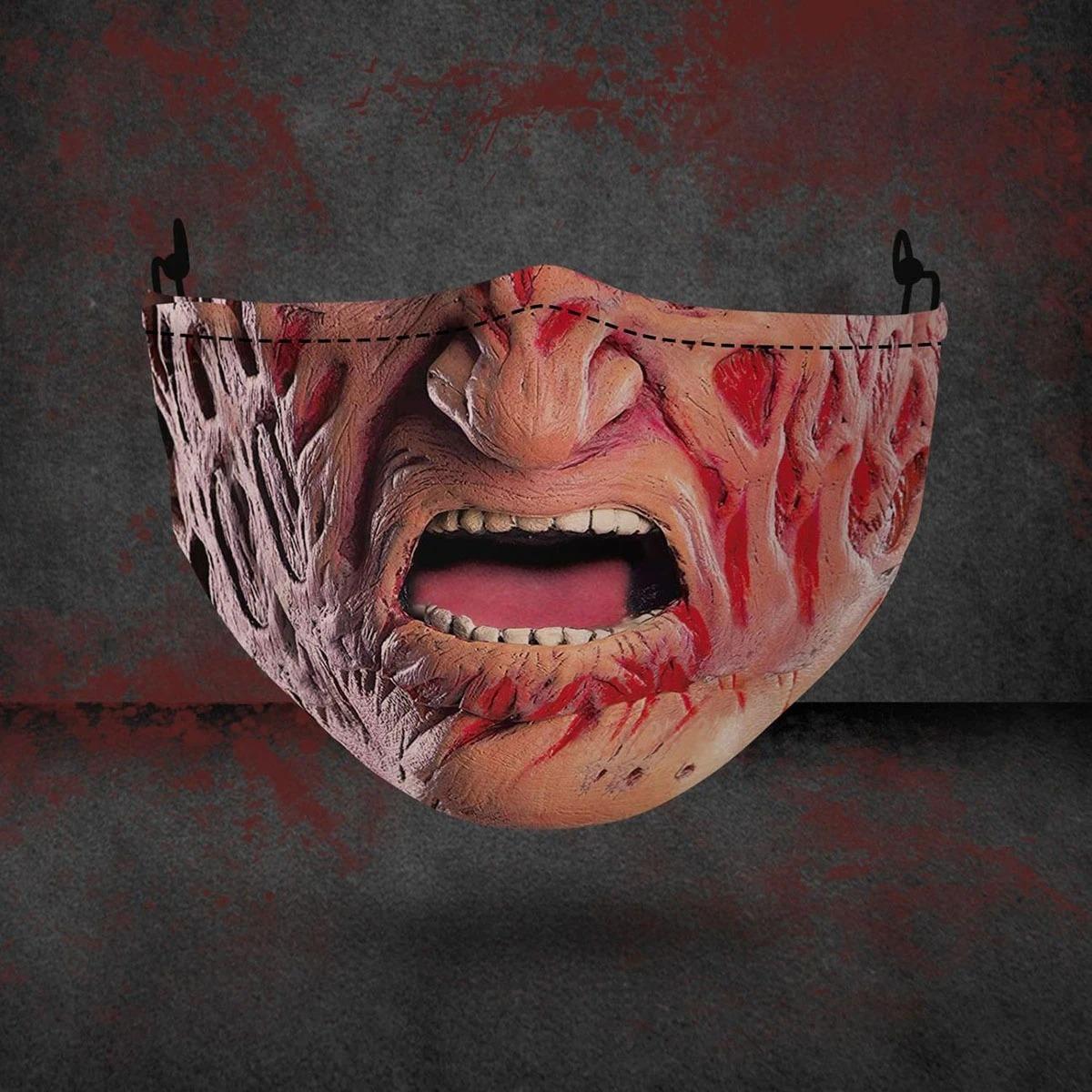 Freddy Krueger 3D face mask