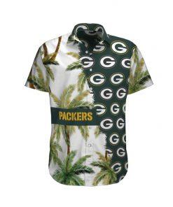 Green Bay Packers Hawaiian shirt 1