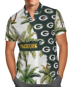 Green Bay Packers Hawaiian shirt 4