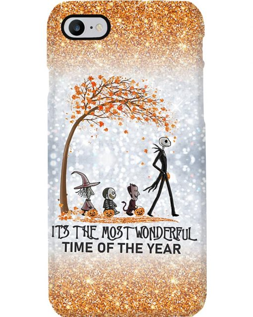 Halloween It's the most wonderful time of the year phone case 7