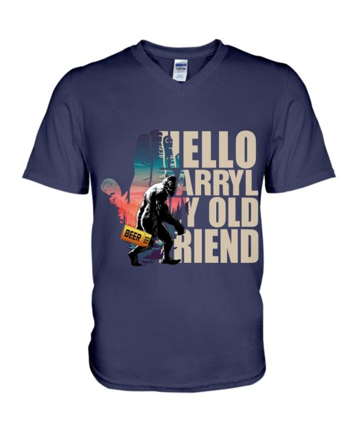 Hello Darryl my old friends v-neck