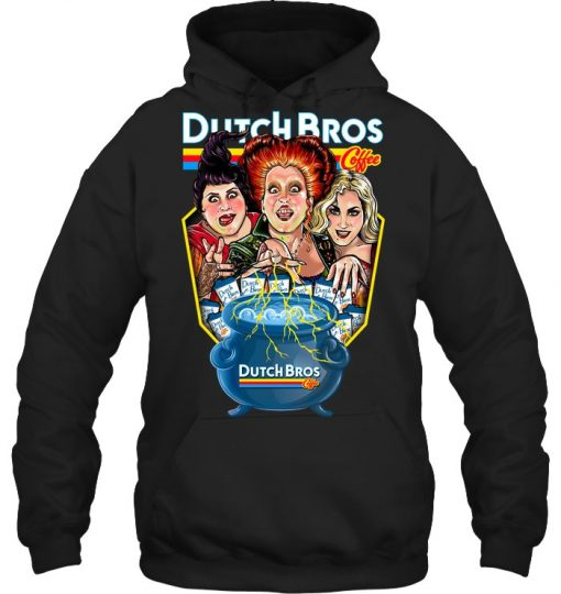 Hocus Pocus Dutch Bros. Coffee Hoodie