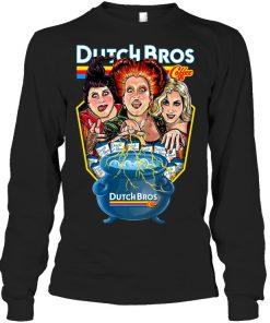 Hocus Pocus Dutch Bros. Coffee Long sleeve