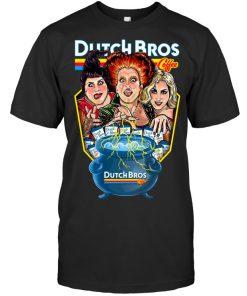 Hocus Pocus Dutch Bros. Coffee T-shirt