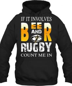 If it involves beer and rugby count me in Hoodie