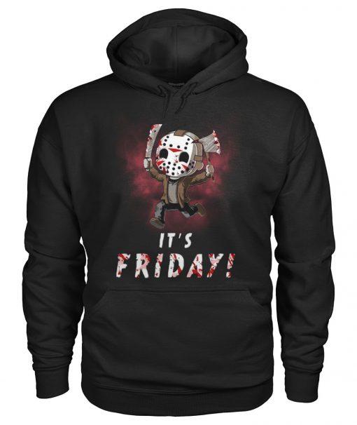 It's friday Jason Voorhees hoodie