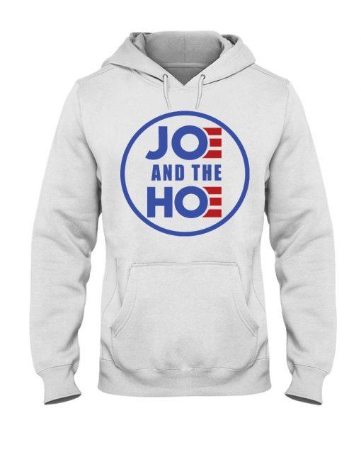 Joe And The Hoe Hoodie