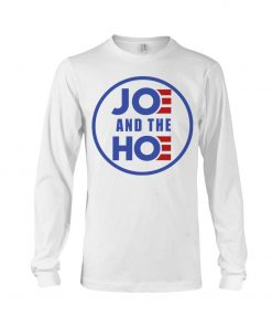 Joe And The Hoe Long sleeve